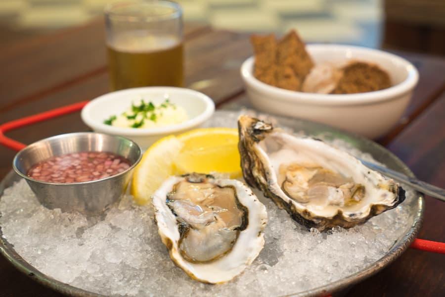 Baja Oyster Bar Dish