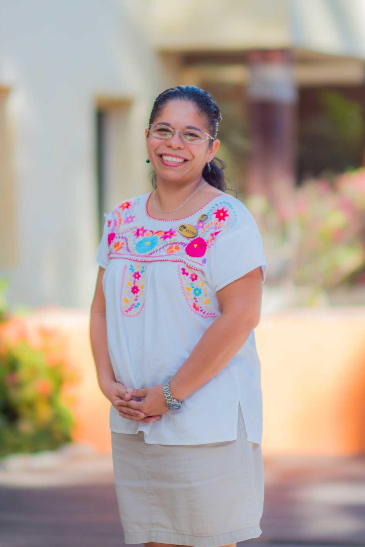 Mayeli Caballero Reservation Manager at Casa Natalia Boutique Hotel