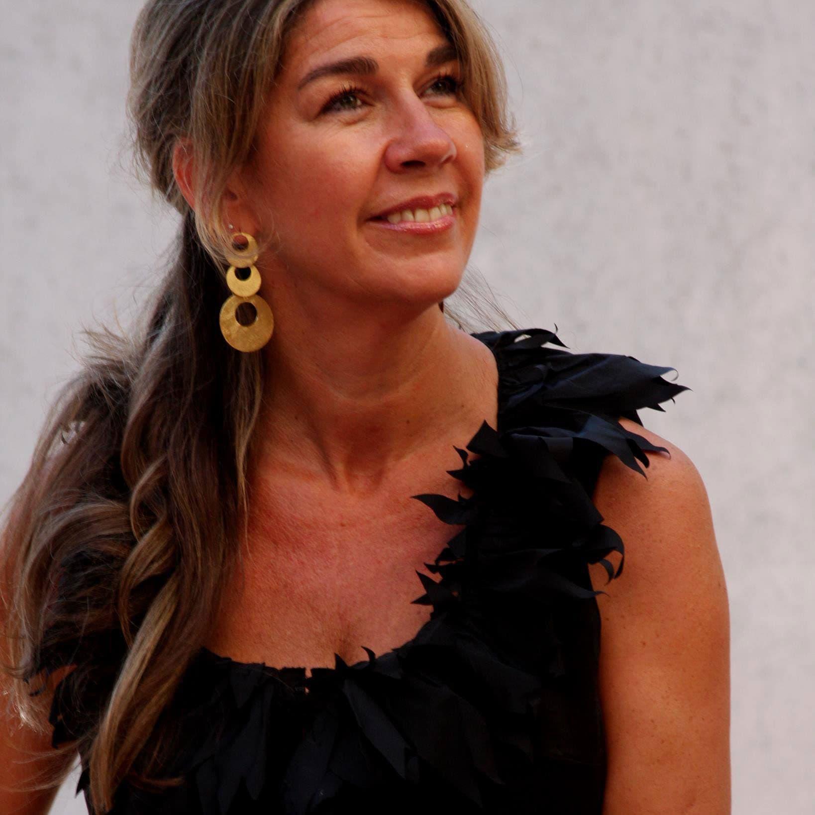 Nathalie Tenoux Founder of Boutique hotel Casa Natalia