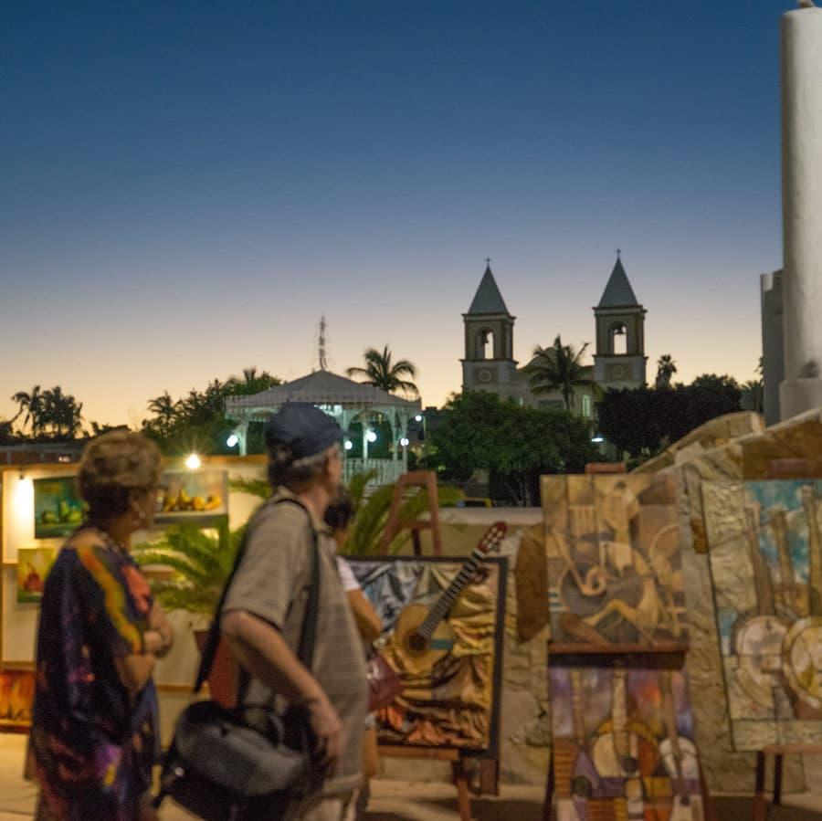 San Jose del Cabo Art Galleries
