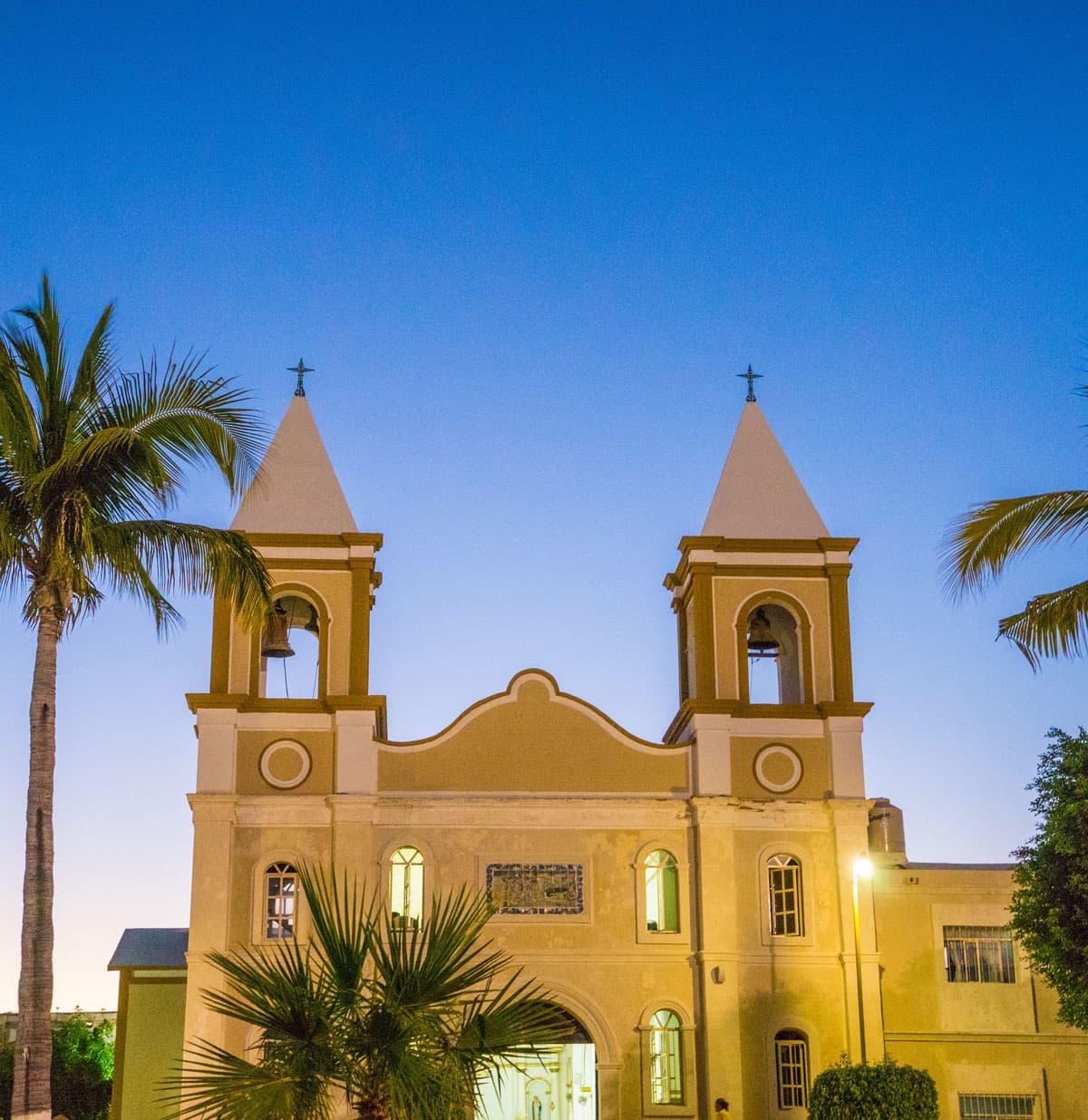 San Jose del Cabo church